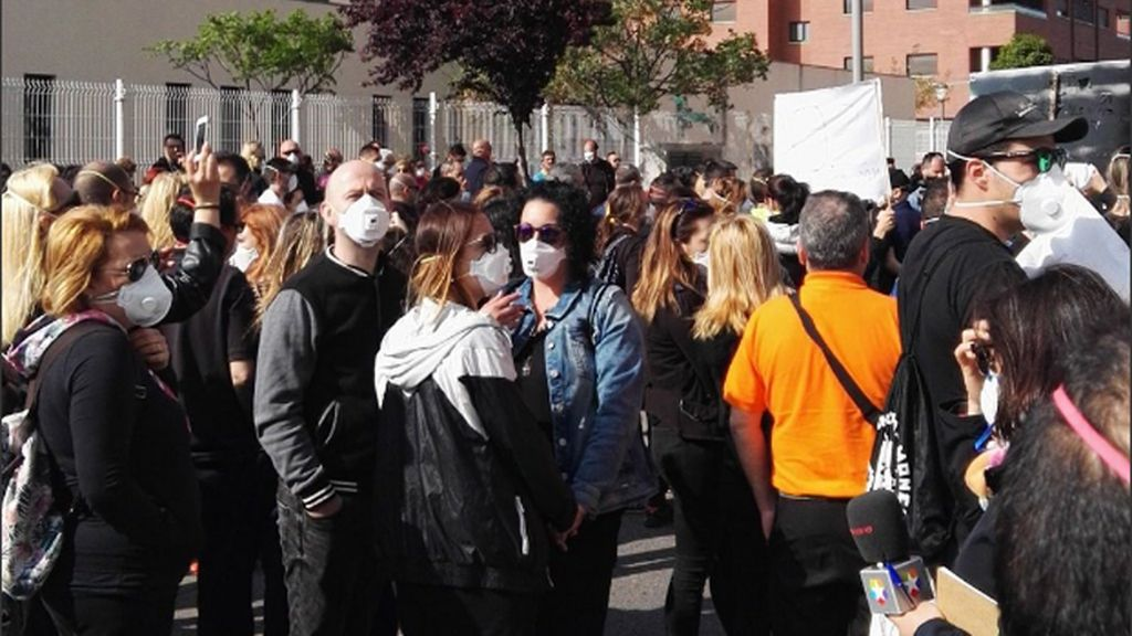 Manifestación Seseña