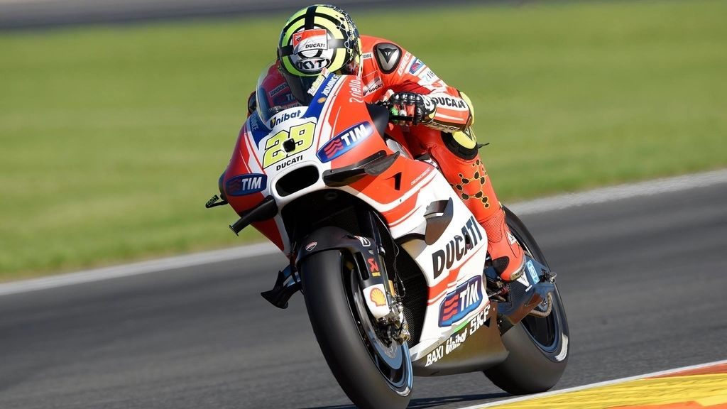 Andrea Iannone,Ducati,Australia