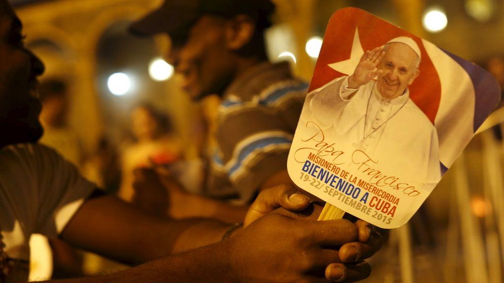 Cuba se prepara para la visita del Papa Francisco