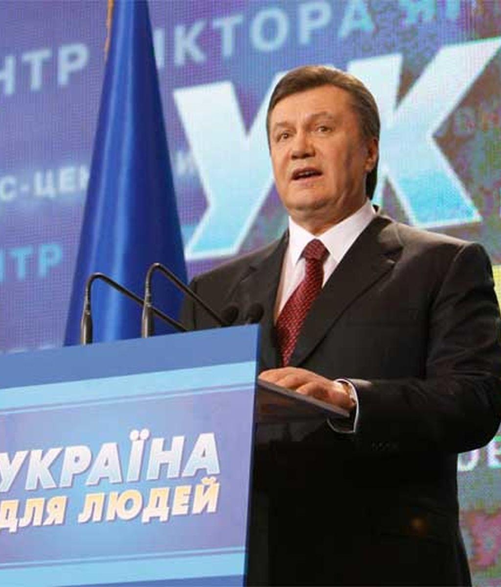 Yanukovich, nuevo primer ministro de Ucrania