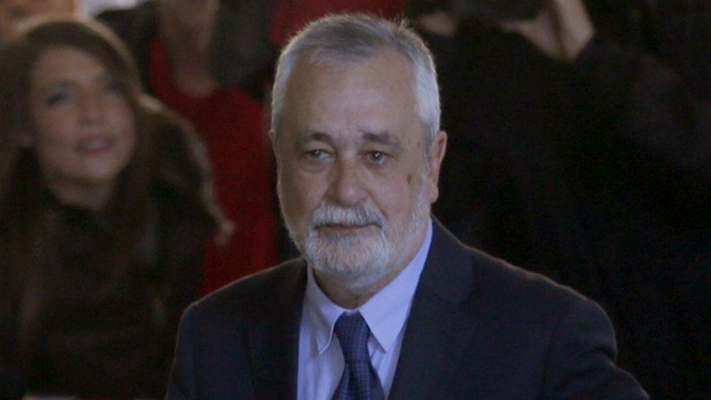 El expresidente andaluz José Antonio Griñán