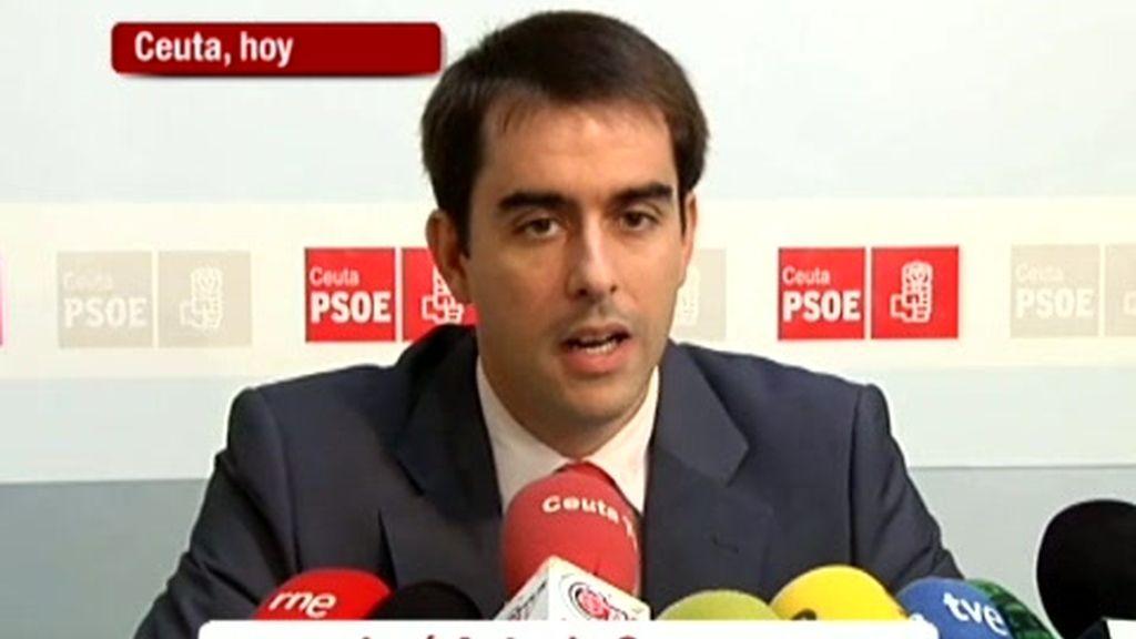 Dimisión de Pedro Gordillo