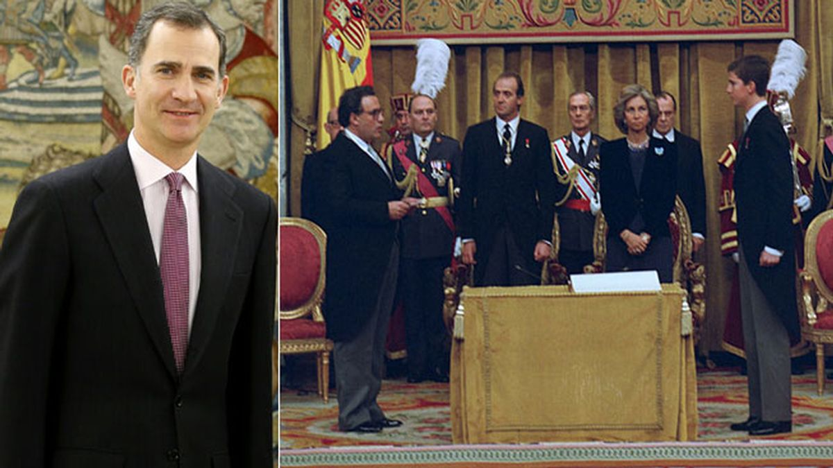 Felipe VI cumple 48 años
