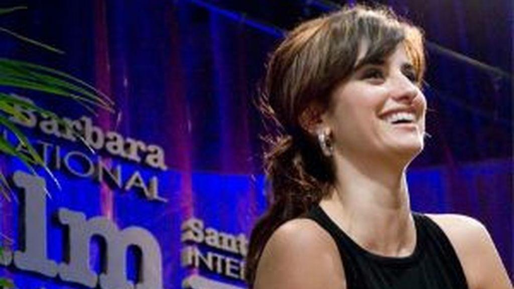 Penélope Cruz aún trata de asimilar la nominación. Vídeo: Informativos Telecinco