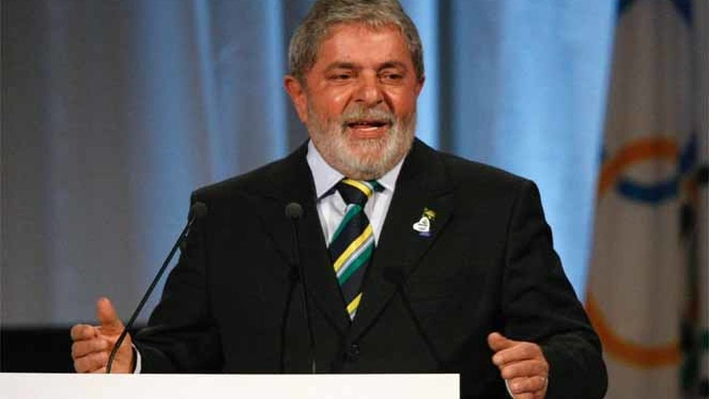 Lula da Silva ante el COI