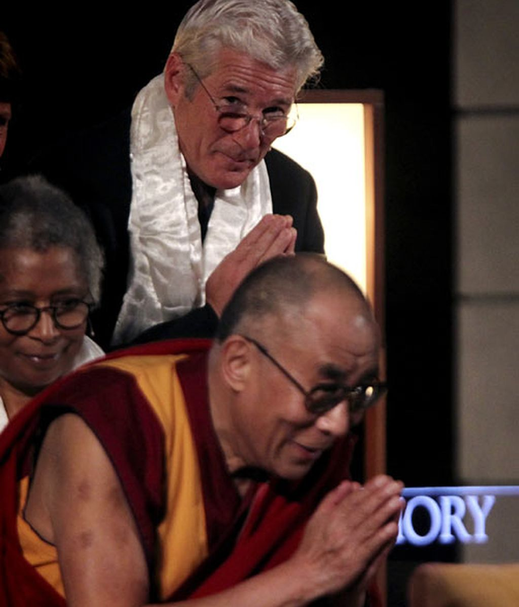 Richard Gere, budista convencido