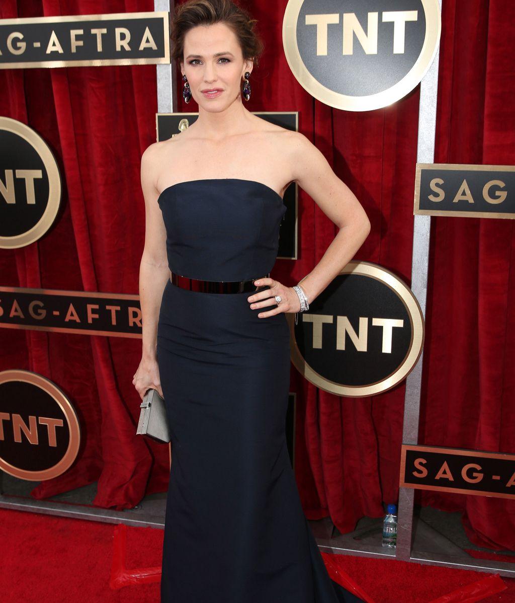 Jennifer Garner acudió sin Ben Affleck