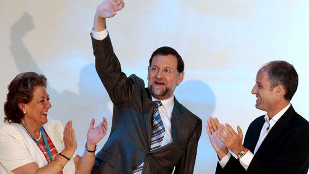 Rajoy promete vigilar al Gobierno. Vídeo: Atlas