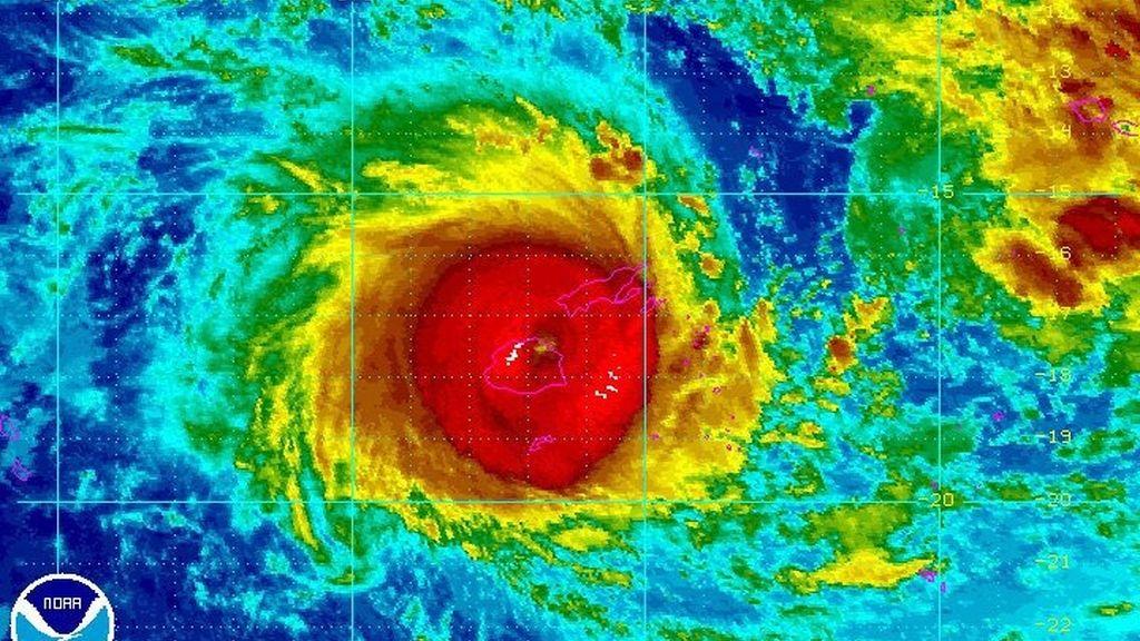 Fiyi declara la emergencia total ante la llegada de 'Winston'