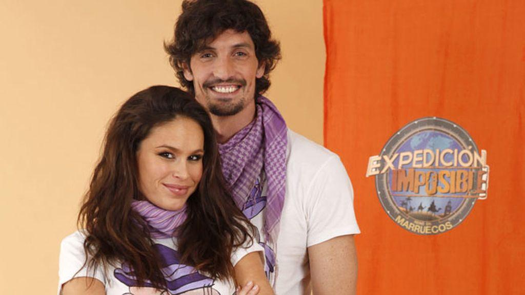 Mireia y Felipe (EQUIPO MORADO)