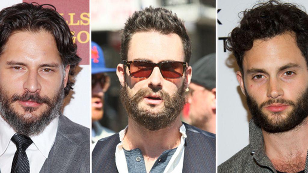 Barbas desarregladas