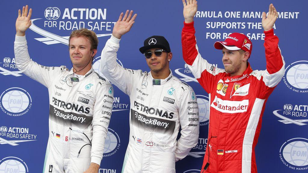 Hamilton firma su 45ª pole en Austria
