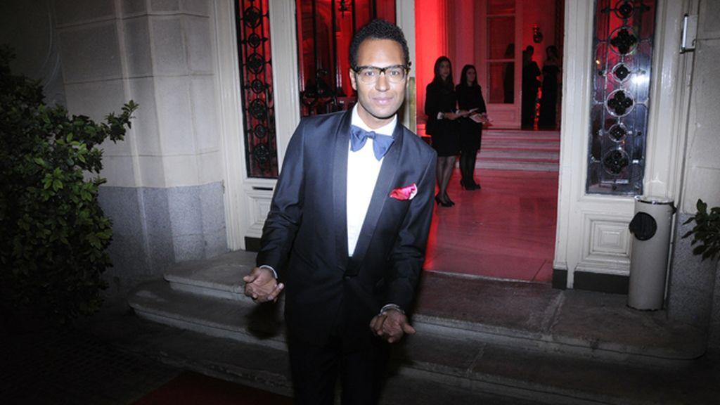 Johann Wald, uno de los invitados más elegantes al aniversario de Vanity Fair