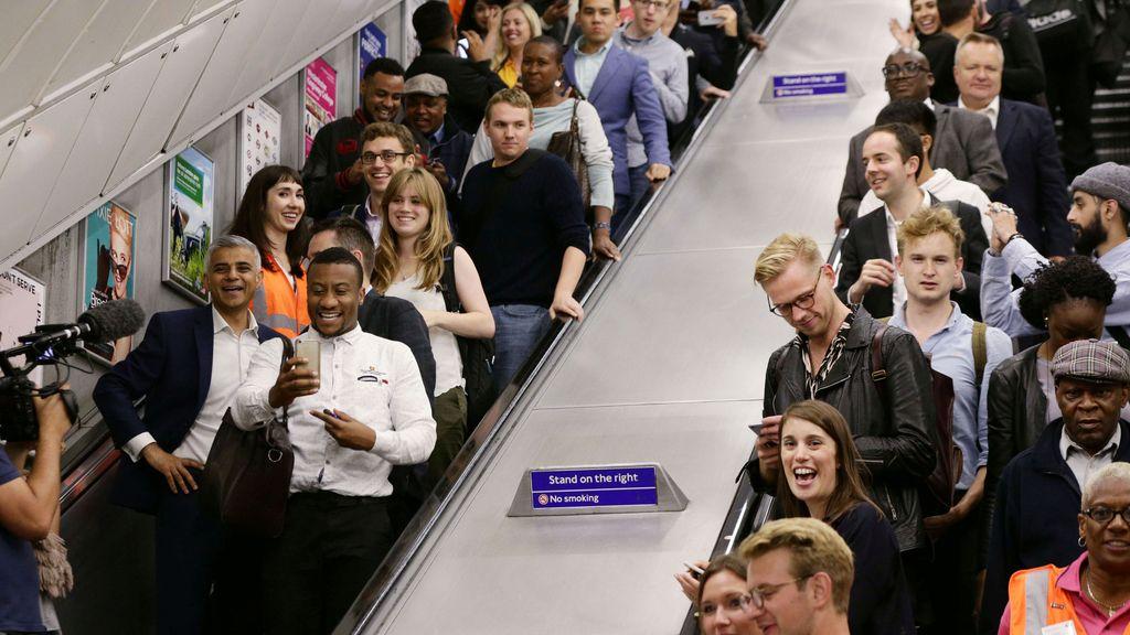 El metro de Londres ya tiene el deseado servicio nocturno