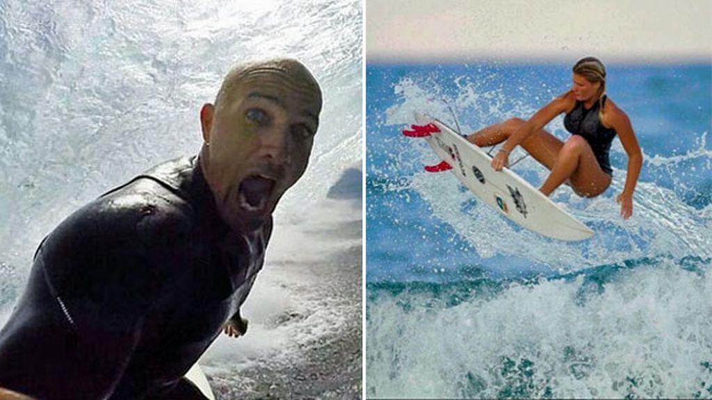 Surf, surf, surf