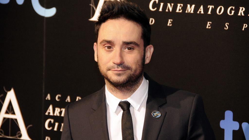 """Juan Antonio Bayona, director de """"Lo imposible"""". Esperamos que arrase tanto en los Goya como en la taquilla."""