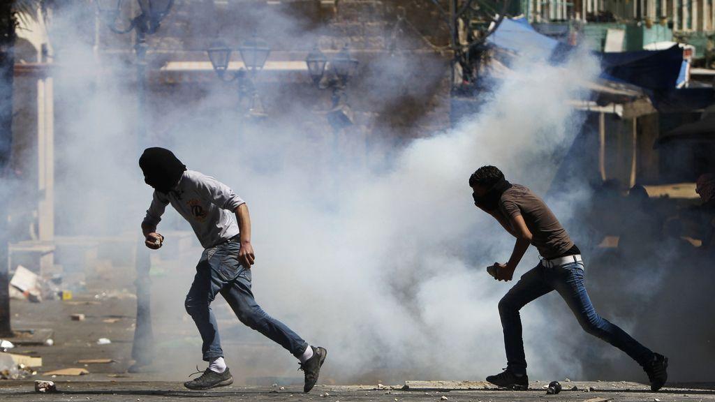 Doce palestinos heridos en enfrentamientos con tropas israelíes en Hebron