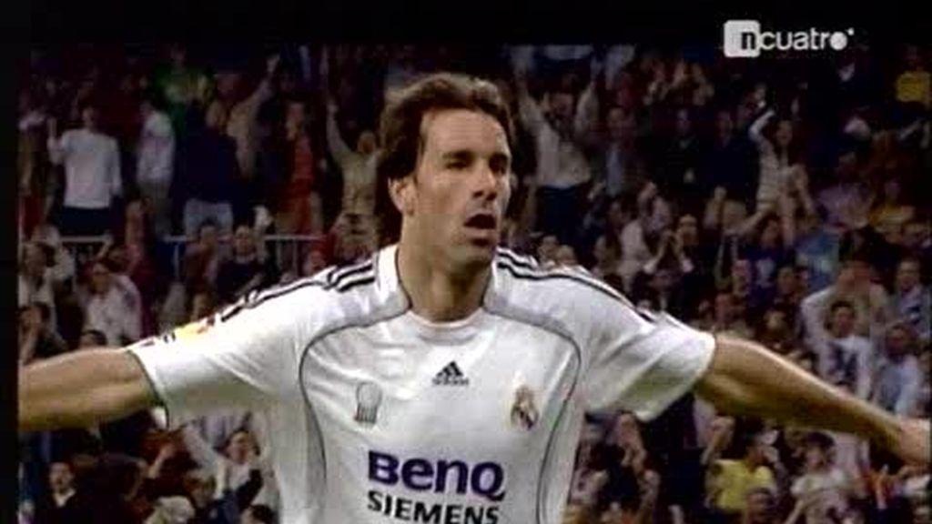 Bye, bye Van Nistelroy