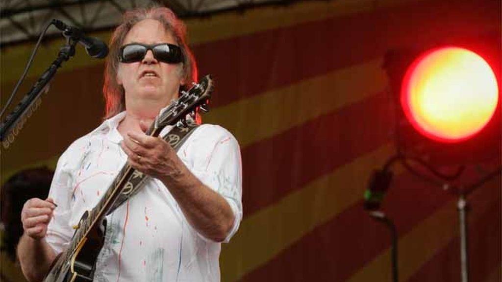 El canadiense Neil Young, la gran apuesta del Primavera Sound.