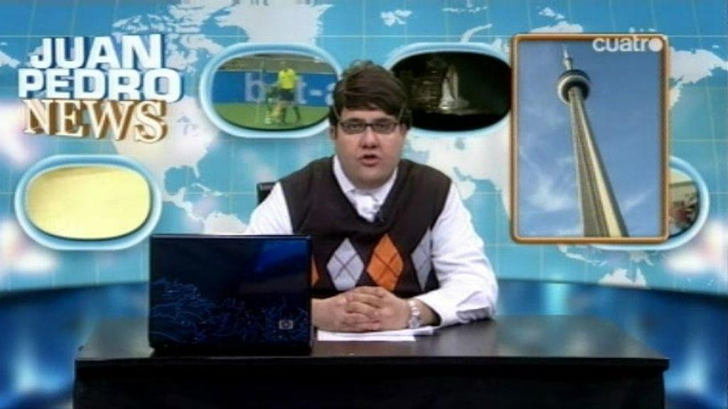 Juan Pedro News: Llega un teletipo