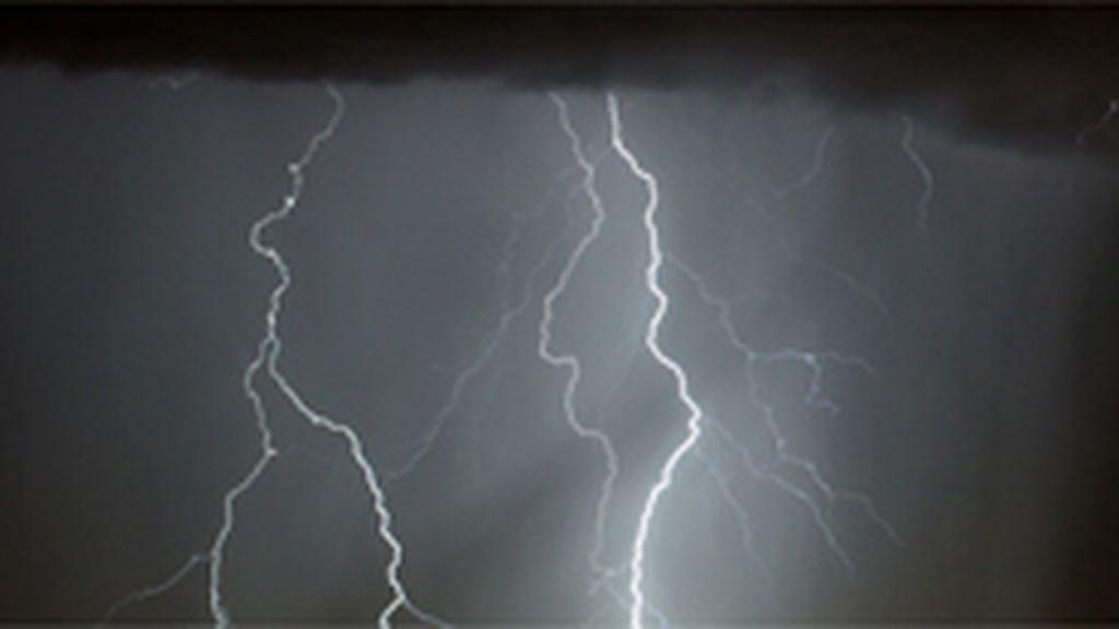 Las tormentas pueden aparecer en cualquier punto de España