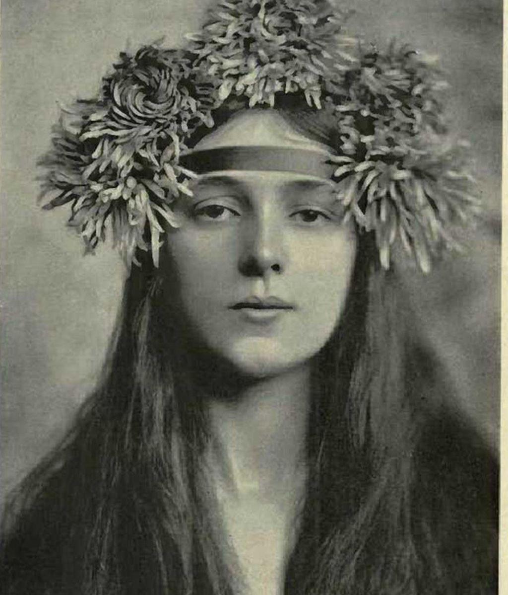 Se llamaba Evelyn Nesbit y nació en 1884