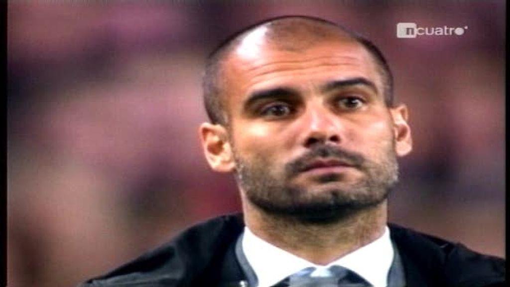 """El """"Plan"""" de Guardiola"""