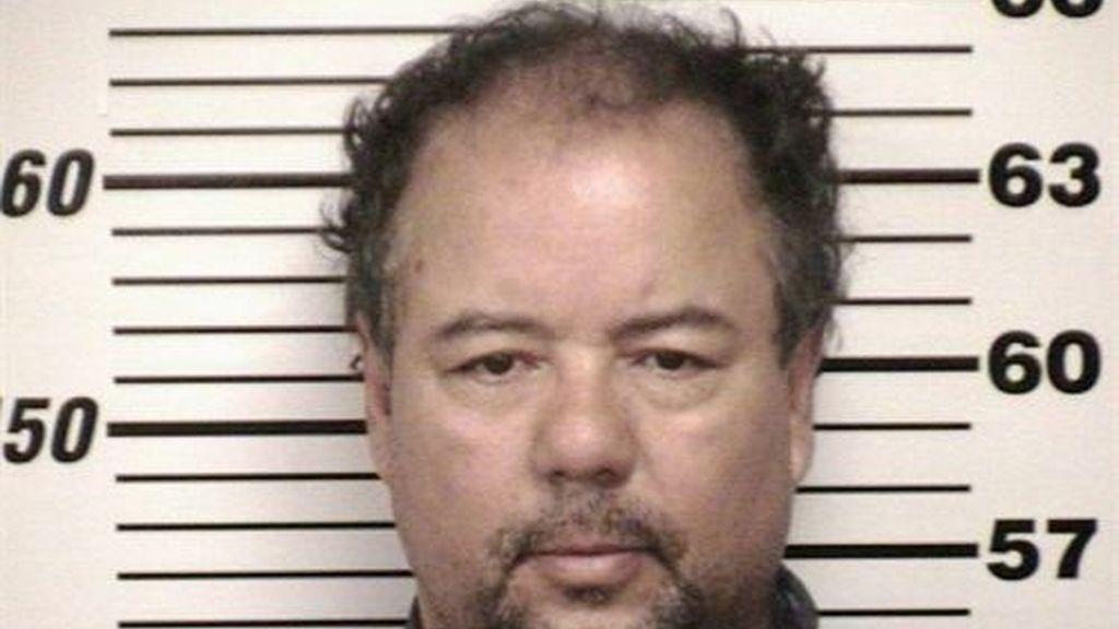 Ficha policial de Ariel Castro, el secuestrador de Cleveland