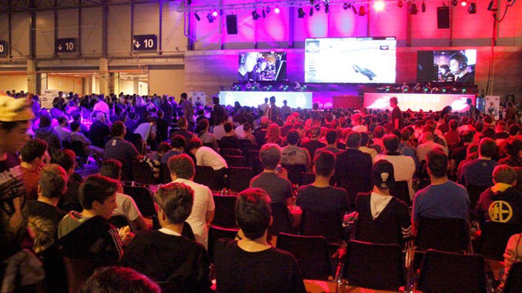 La mayor feria de videojuegos española repite éxito un año más