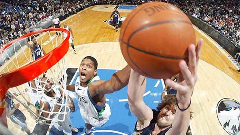 Derrotas de los españoles en la NBA