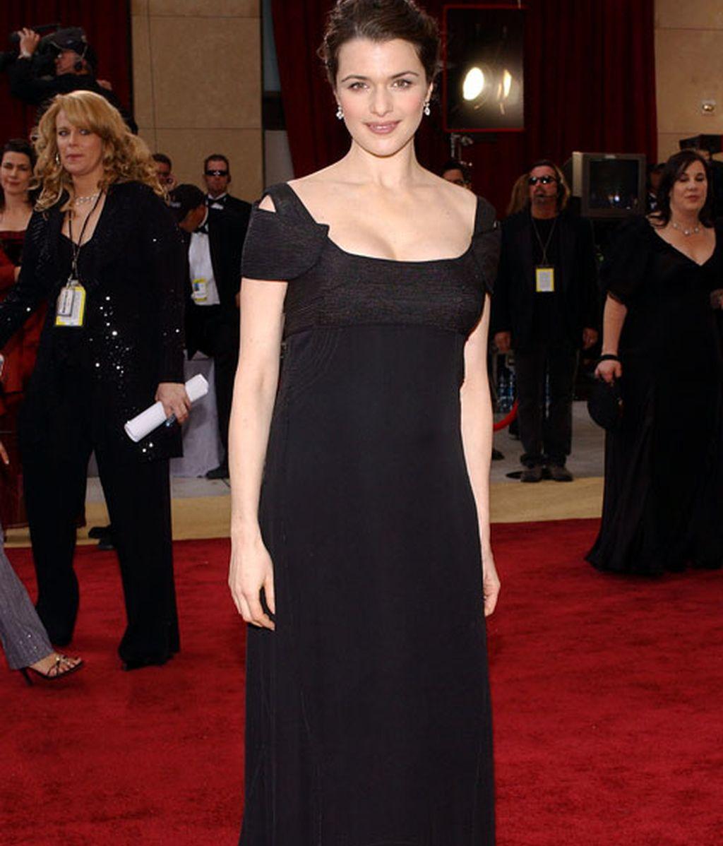 Consejos para que Natalie Portman luzca su barriga en los Oscar