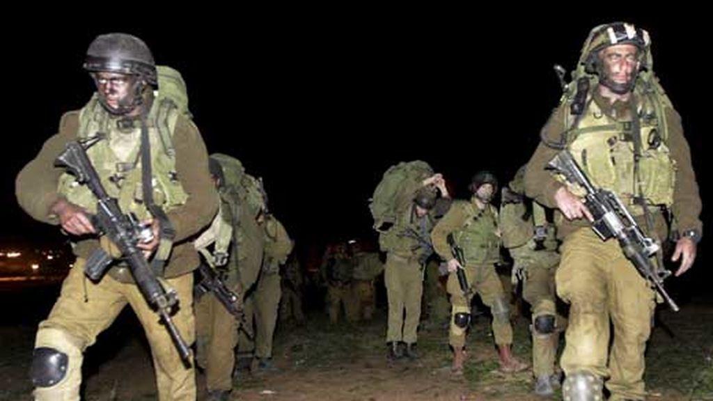 Hamás lanza cohetes contra Israel. Video: Atlas