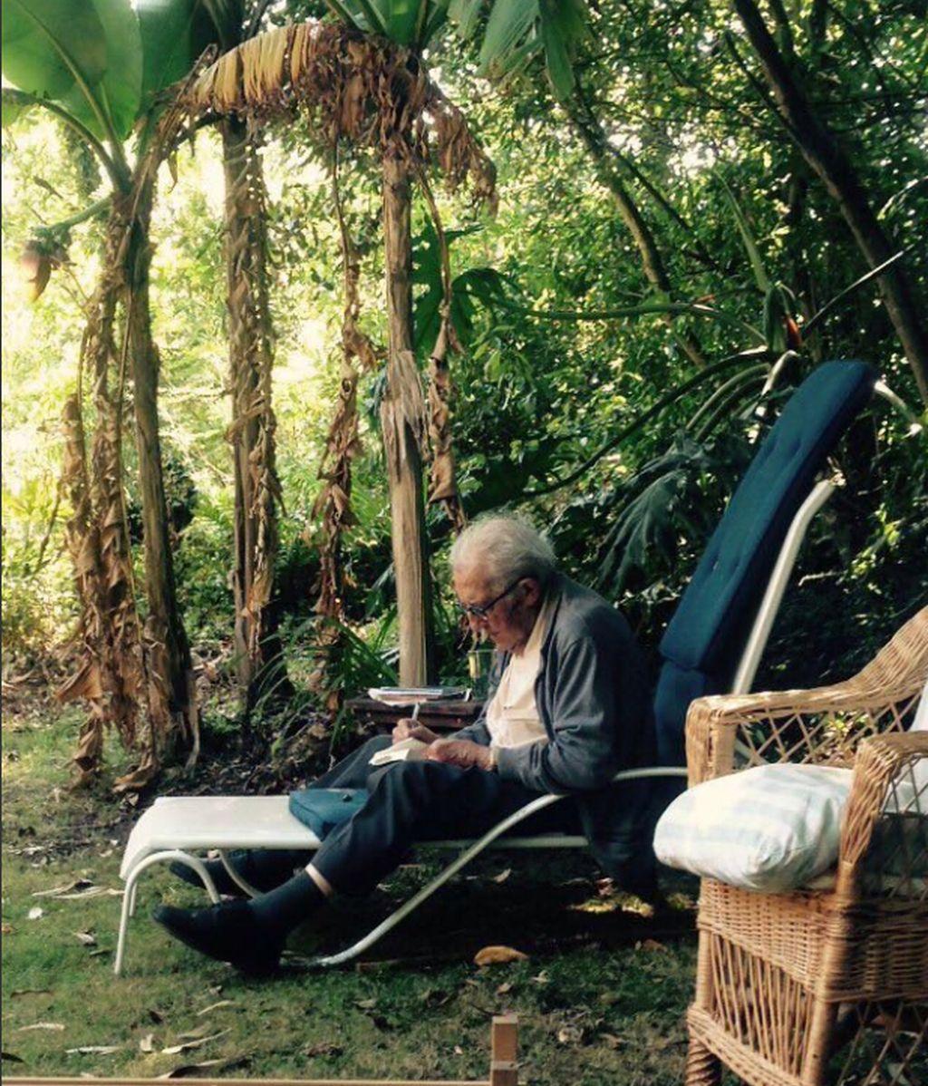 El filósofo Gustavo Bueno