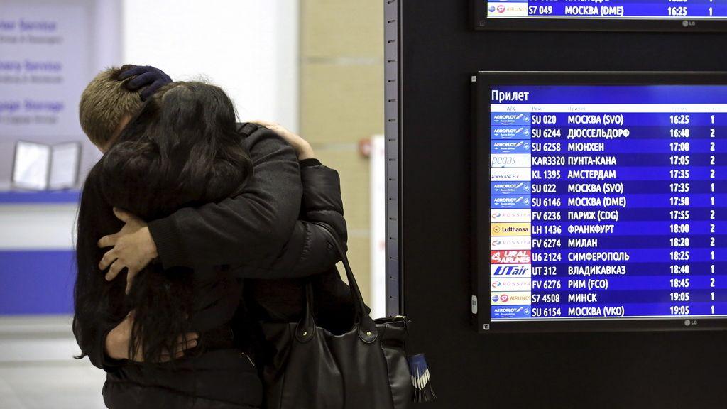 224 personas viajaban a bordo de la aeronave siniestrada