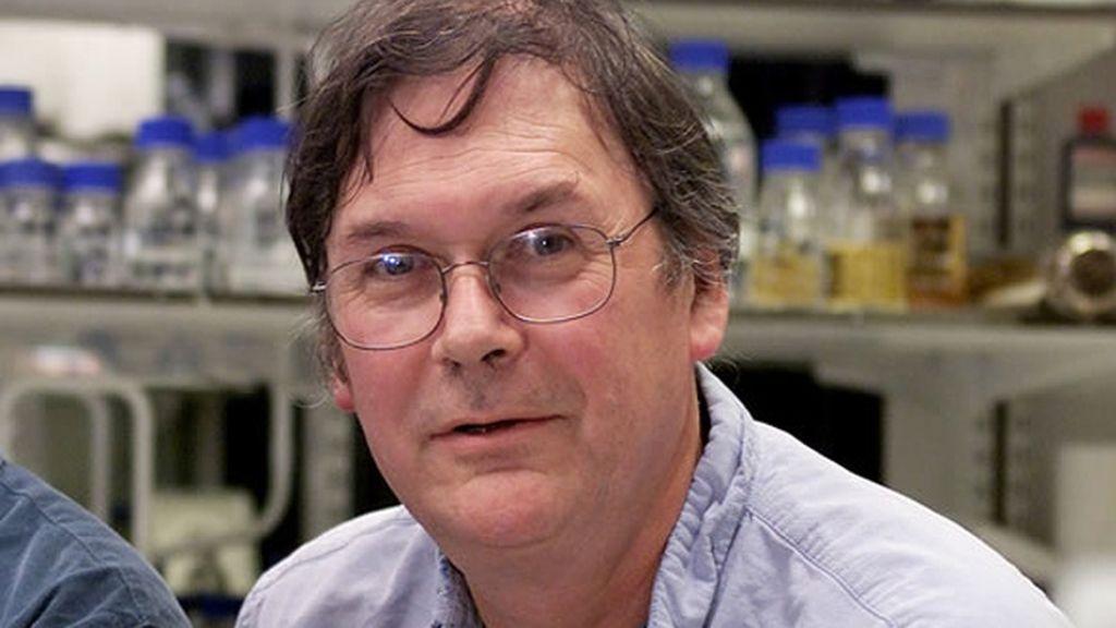 El científico y premio Nobel británico Tim Hunt