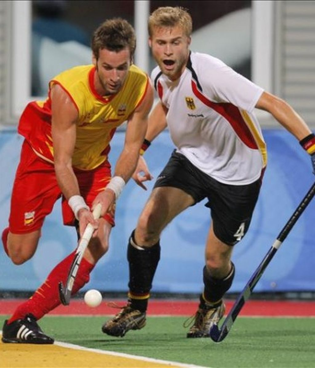 España pierde la final de hockey frente a Alemania