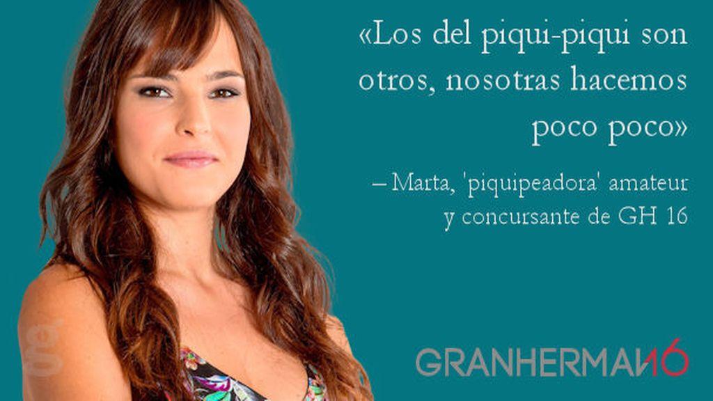 Frase: Marta