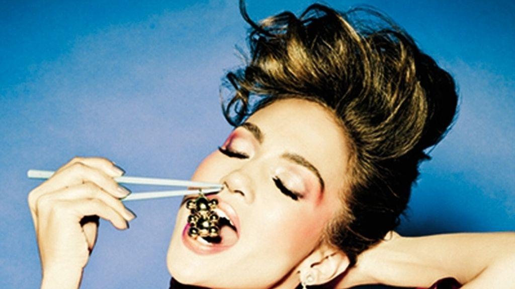 Jennifer Lopez se hace geisha