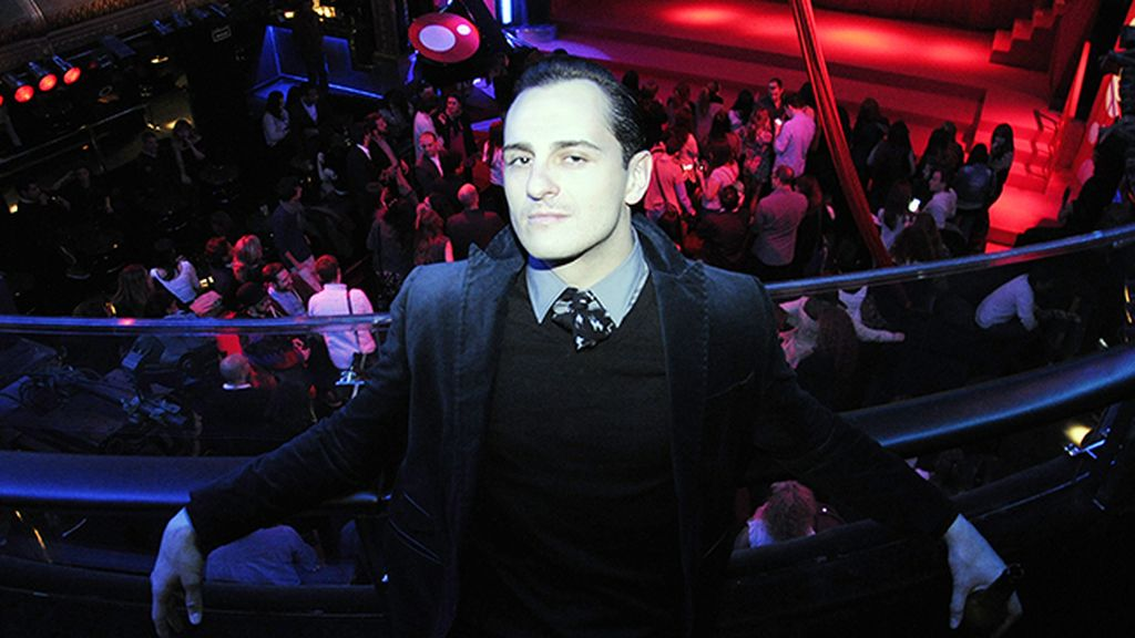"""Asier Etxeandía, que acompañará a Inma Cuesta en su nueva película """"La novia"""""""
