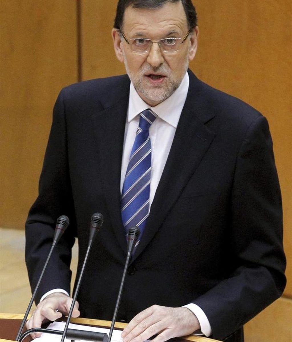 Rajoy da explicaciones sobre el caso Bárcenas