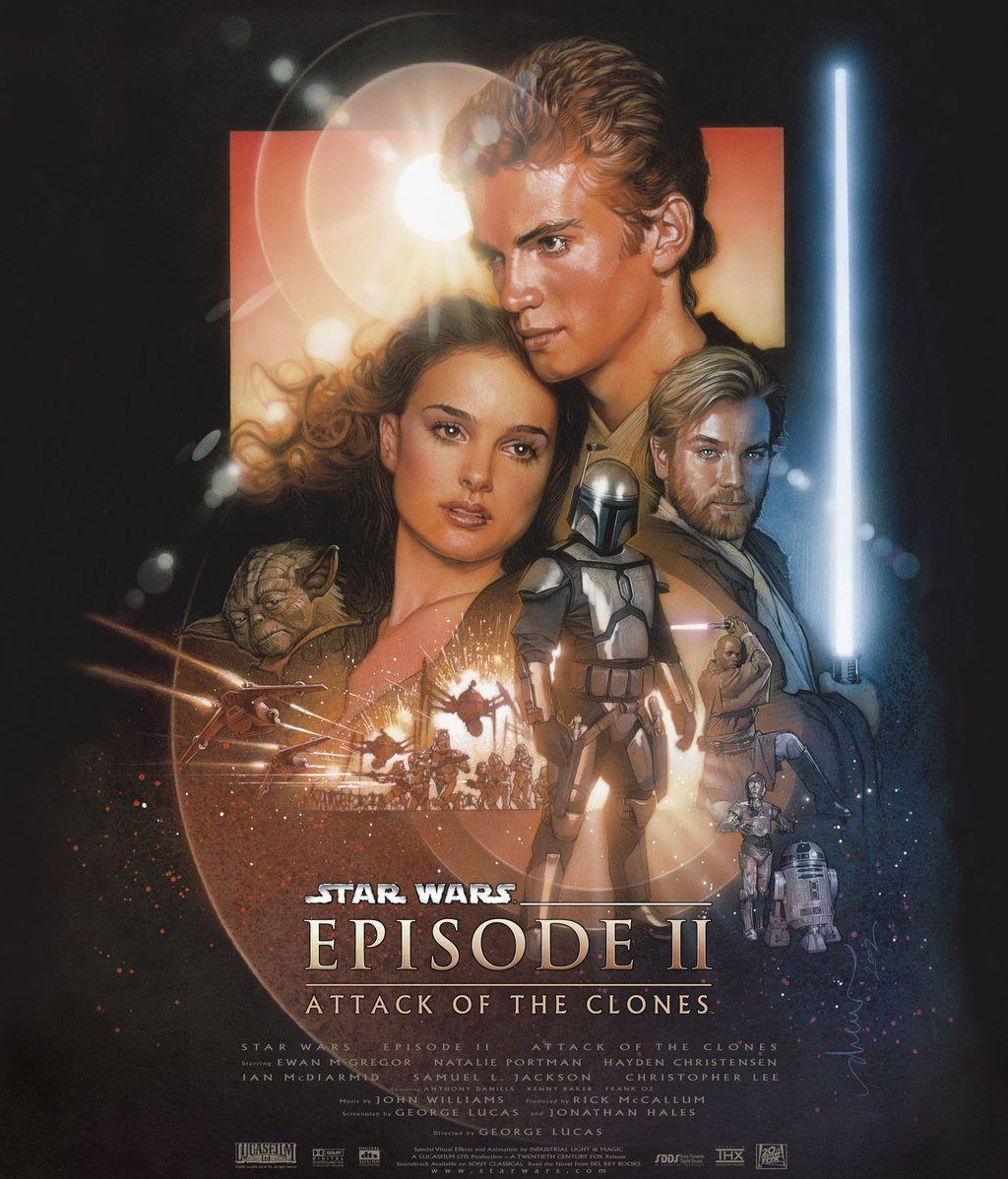 'El ataque de los clones', 17 de enero, a las 22:30 h