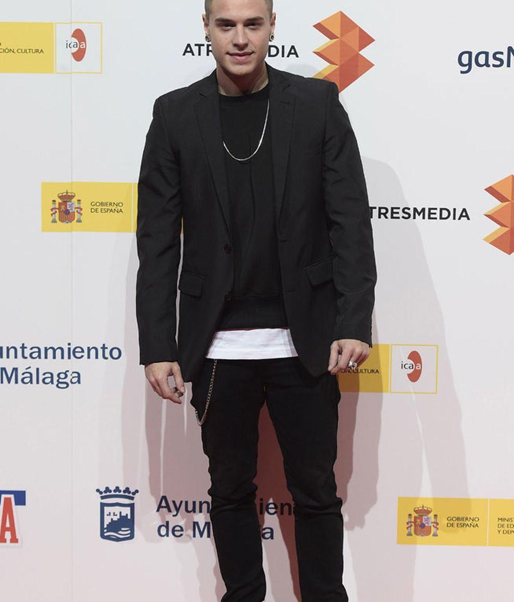 El actor de 'El Chiriniguito de Pepe', Adrián Rodríguez