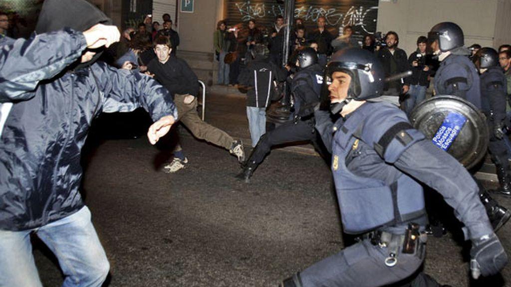 Siguen las protestas