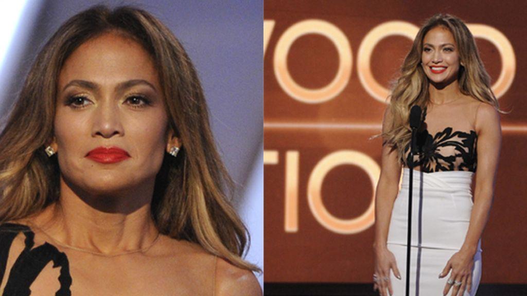 Jennifer Lopez, la elegancia se viste de Prada