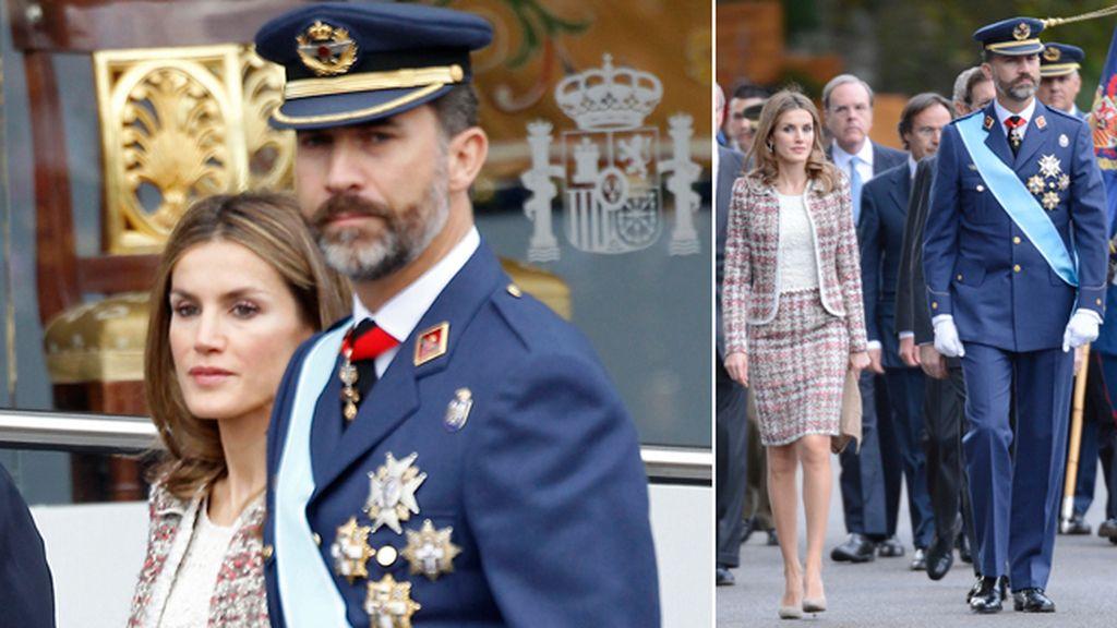 Los Príncipes de Asturias