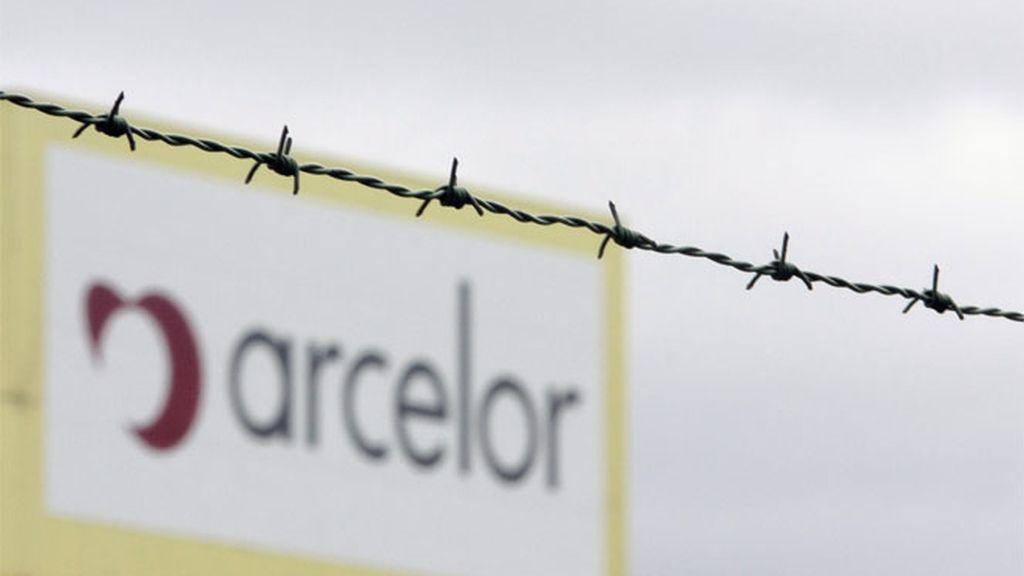 La empresa Arcelor en España tramita un ERE temporal
