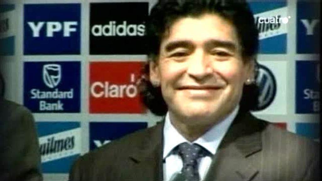 Felicidades Diego