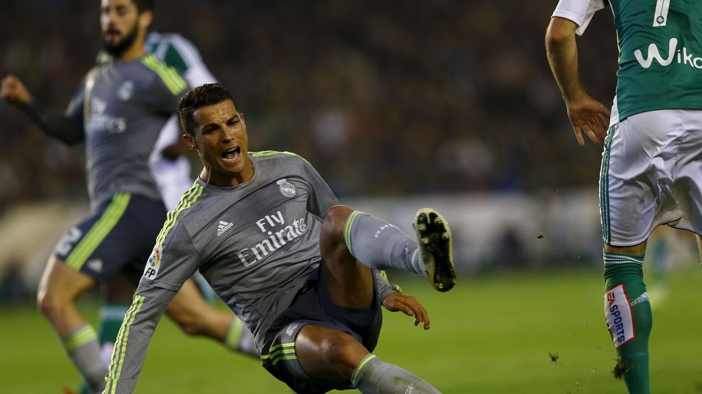 Cristiano Ronaldo, Real Madrid, Betis