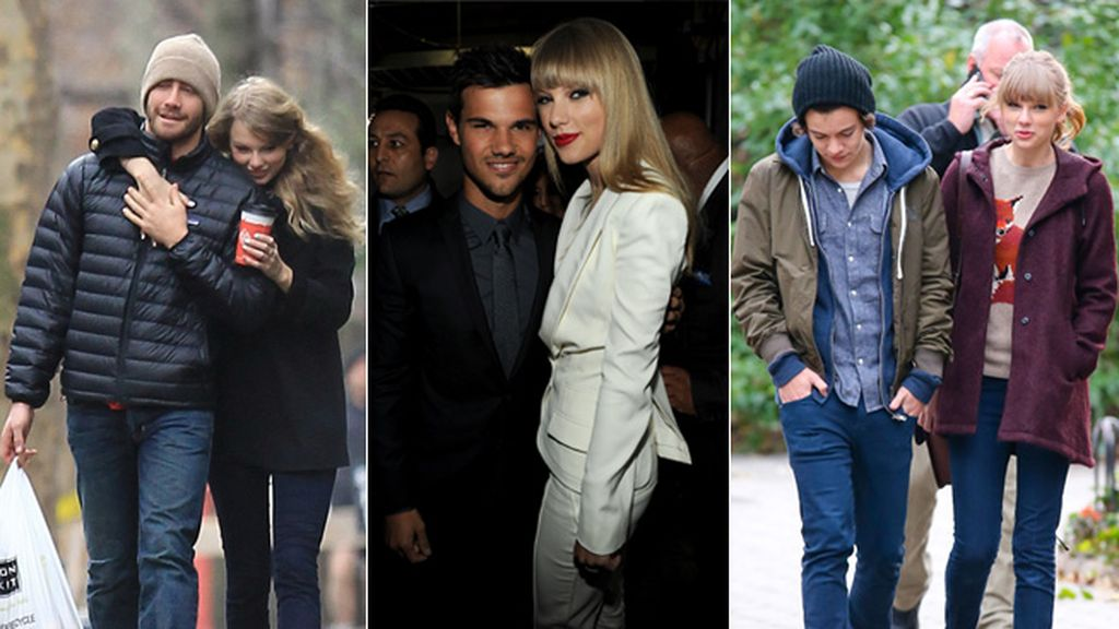 Los churris de Taylor Swift