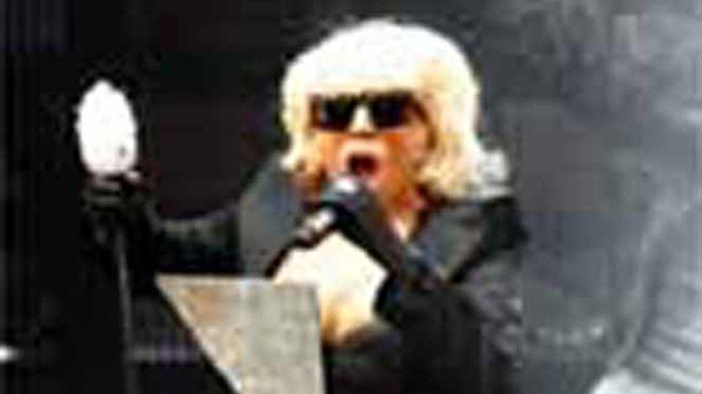 Barcelona se rinde ante Lady Gaga